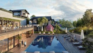 Sapanca Villas Offering Luxurious Lifestyle in Unluce, Sakarya / Center - video