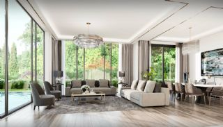 Sapanca Villas Offering Luxurious Lifestyle in Unluce, Interior Photos-1