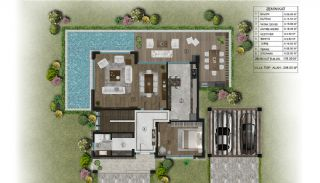 Sapanca Villas Offering Luxurious Lifestyle in Unluce, Property Plans-1