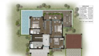 Sapanca Villas Offering Luxurious Lifestyle in Unluce, Property Plans-2