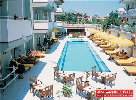 Hotel 3 toiles vendre kemer turquie for Hotels 3 etoiles