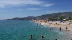 Alanya Beach Hotel, Alanya / Centrum - video