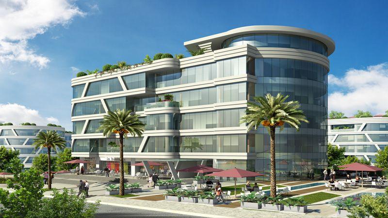 Office dap i bureaux ultra luxe à vendre à istanbul