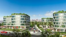 Office Dap Bumerang, Istanbul / Kagithane - video