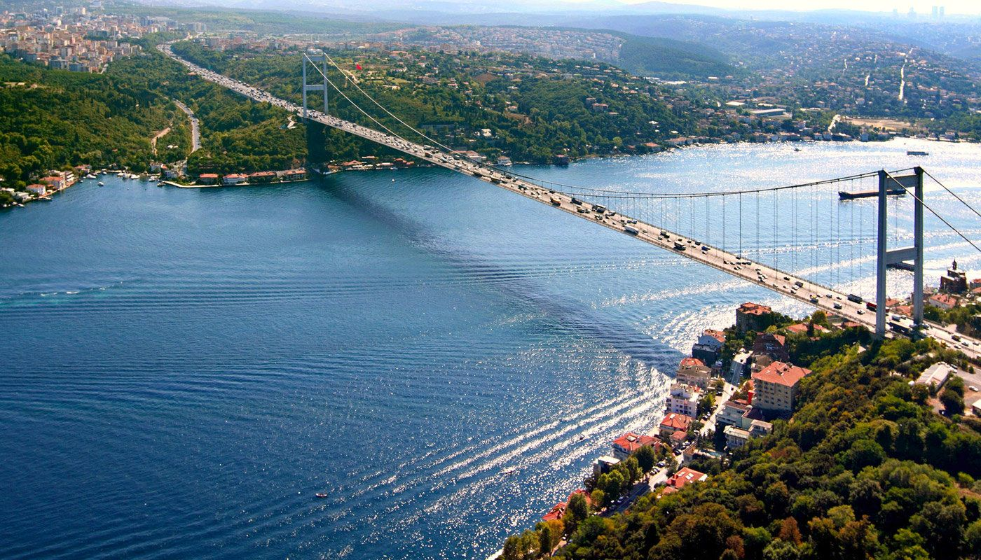 Luxury Hotel For Among Bosphorus