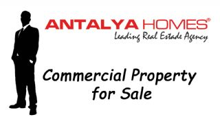 Rental Income Guaranteed Commercial Property, Istanbul / Kartal