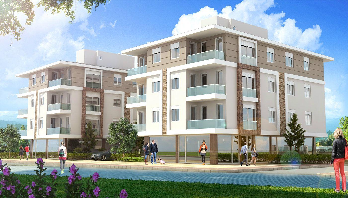 Immobilie zum verkauf in kepez for In immobilien