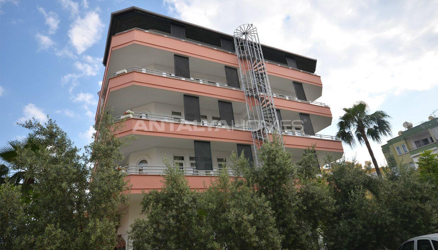 H tel vendre dans le centre d 39 alanya turquie for Appart hotel dans le 95