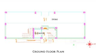 Commercial Shop for Sale in Antalya Kepez, Property Plans-2