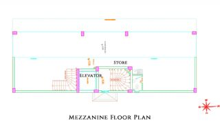 Commercial Shop for Sale in Antalya Kepez, Property Plans-3