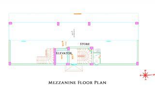Kommersiella affärer till salu i Antalya Kepez, Planritningar-3