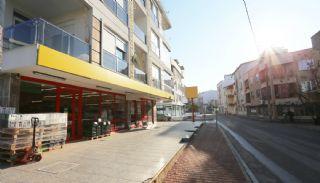 Antalya Şehir Merkezinde Süpermarket Kiracılı Dükkan, Antalya / Merkez - video
