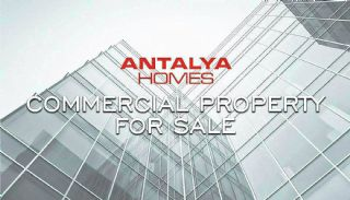 Investment Shop with High Rental Income in Alanya, Alanya / Mahmutlar