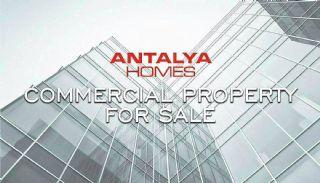 Commercial Office med hyresgäst i Lara Antalya, Antalya / Lara