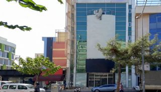 8-Floor Commercial Building on the Main Street in Antalya, Antalya / Center