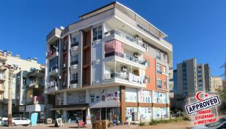 Road-Front Commercial Property in the Center of Antalya, Antalya / Center