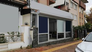 Centralt beläget kontor med möbler i Muratpasa, Antalya / Centrum - video