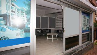Muratpaşa'da Eşyalı ve Kullanıma Hazır Satılık Ofis, Antalya / Merkez - video