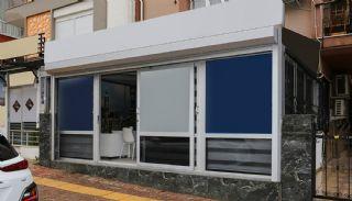 Muratpaşa'da Eşyalı ve Kullanıma Hazır Satılık Ofis, Antalya / Merkez