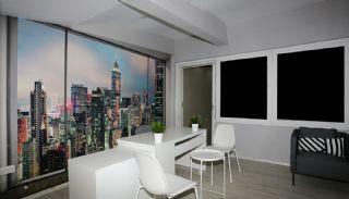 Centralt beläget kontor med möbler i Muratpasa, Interiör bilder-1