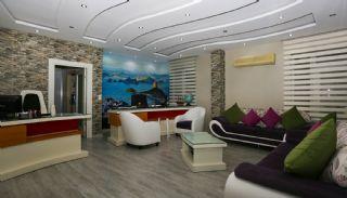 Muratpaşa'da Eşyalı ve Kullanıma Hazır Satılık Ofis, İç Fotoğraflar-6