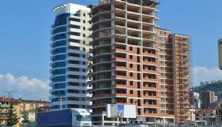 Комплекс Панорама Трабзон, Фотографии строительства-1
