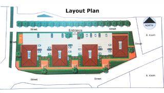 7.Kısım Apartmanı, Kat Planları-1