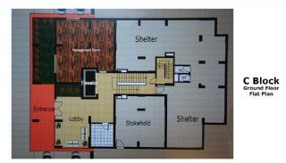 7.Kısım Apartmanı, Kat Planları-2