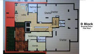 7.Kısım Apartmanı, Kat Planları-3