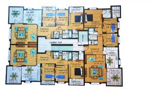 7.Kısım Apartmanı, Kat Planları-4