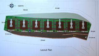 9.Kısım Apartmanı, Kat Planları-1