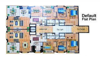 9.Kısım Apartmanı, Kat Planları-3