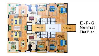 9.Kisim Appartements, Projet Immobiliers-5