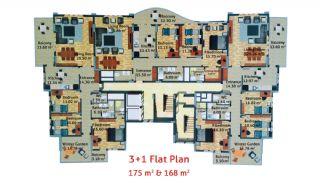 Luxus Wohnungen in Trabzon, Immobilienplaene-2
