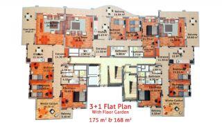 Luxus Wohnungen in Trabzon, Immobilienplaene-3