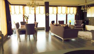 Trabzon'da Deniz Manzaralı Villa, İç Fotoğraflar-5
