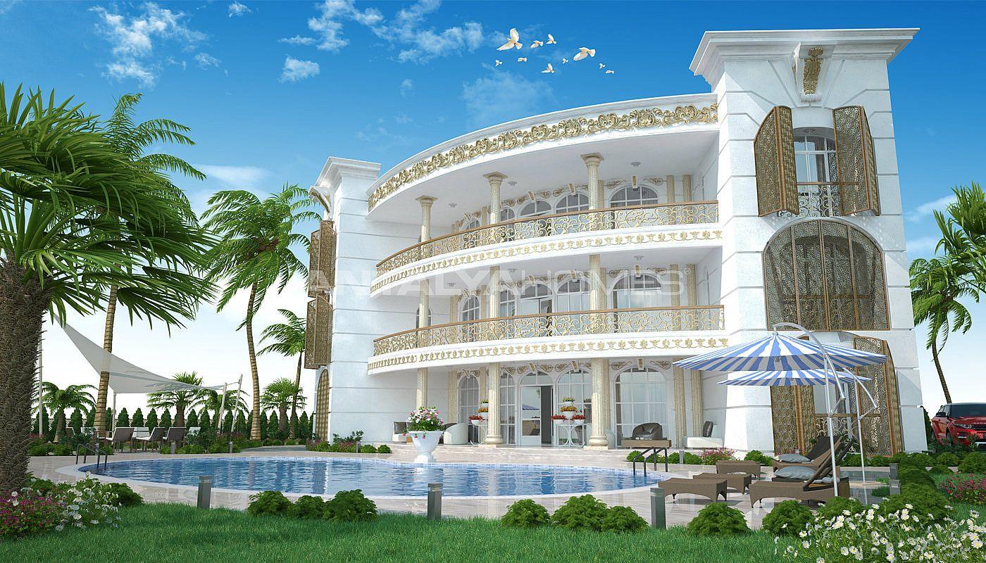 Villas te koop in trabzon met exclusieve decoratie - Decoratie villas ...