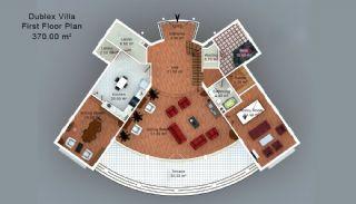 Trabzon'da Satılık Villalar, Kat Planları-2
