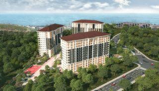 Zeezicht Appartementen in Trabzon, Trabzon / Yomra