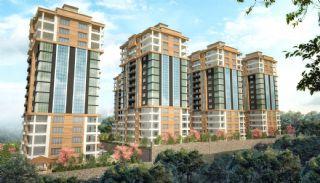 Moderne Appartementen in Trabzon Turkije, Trabzon / Yomra - video