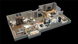 Buy Apartments in Trabzon, Turkey, Property Plans-7