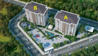 Apartment Trabzon Options in Turkey, Property Plans-1