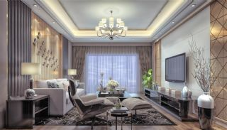 Spacious Trabzon Apartments with Sea View, Interior Photos-1