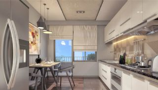Spacious Trabzon Apartments with Sea View, Interior Photos-2