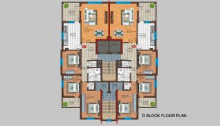 Spacious Trabzon Apartments with Sea View, Property Plans-3