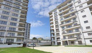 Stora lägenheter i Trabzon med dubbel hiss, Trabzon / Yalincak - video