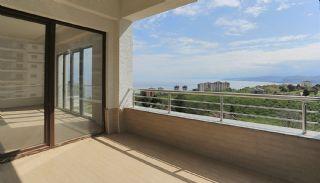 Stora lägenheter i Trabzon med dubbel hiss, Interiör bilder-22