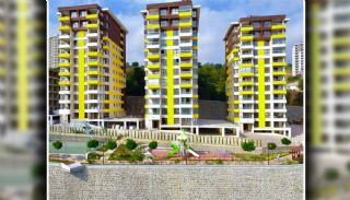 High Quality Real Estate in Trabzon with Panoramic View, Trabzon / Yalincak