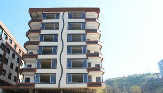 4 Bedroom Apartments in Trabzon with Kitchen Appliances, Trabzon / Akcaabat