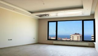 4 Bedroom Apartments in Trabzon with Kitchen Appliances, Interior Photos-2